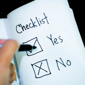incident response checklist