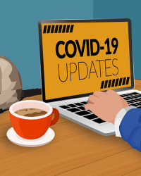 COVID-19 Attack Surface Implications